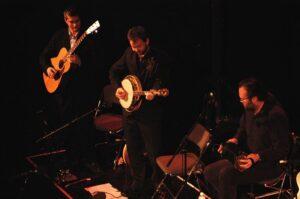 Somerville Theatre with Niall Vallely<span class='amp'>&</span>Matt Heaton