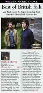 BBC Music Mag Sept 2013 review