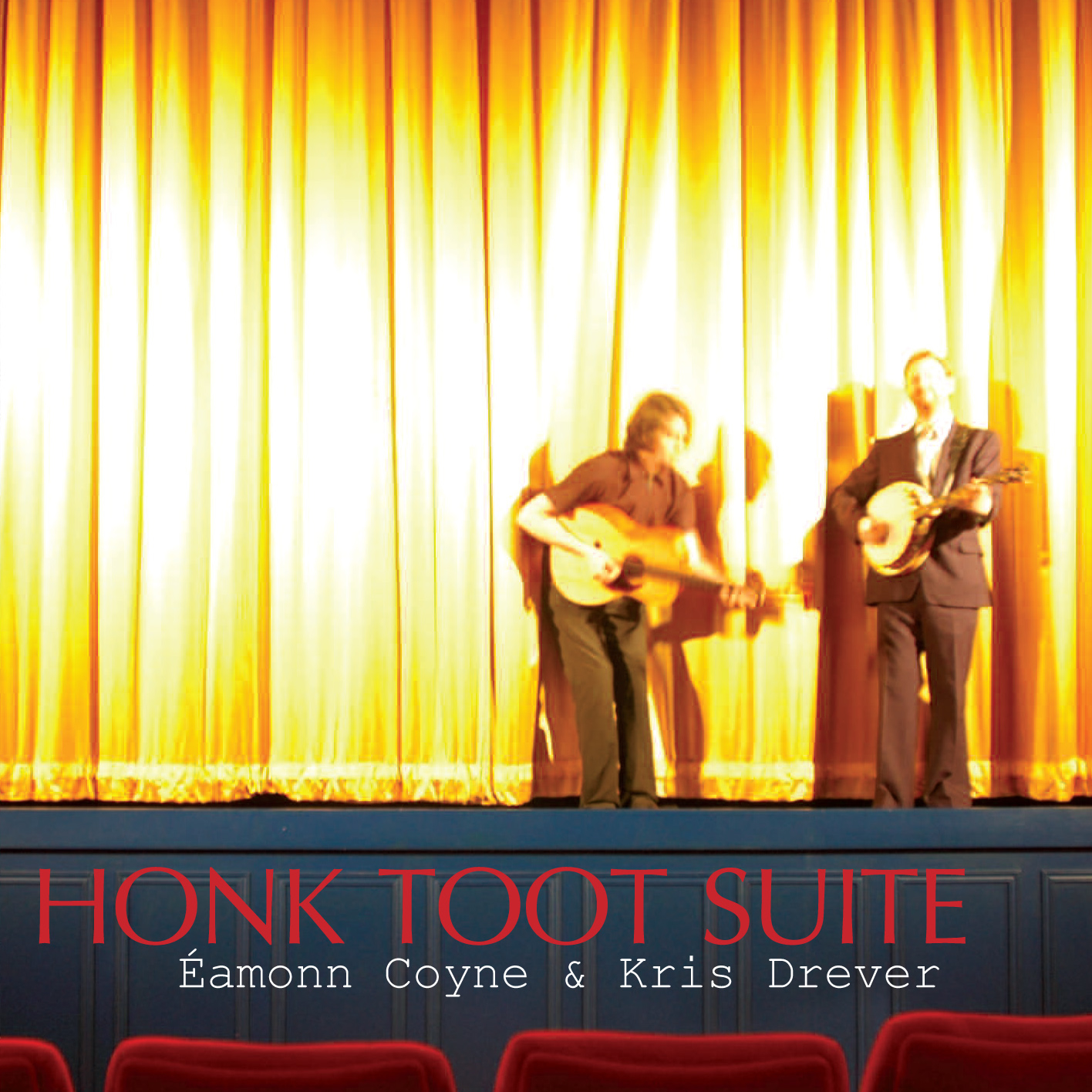 Honk Toot Suite front cover