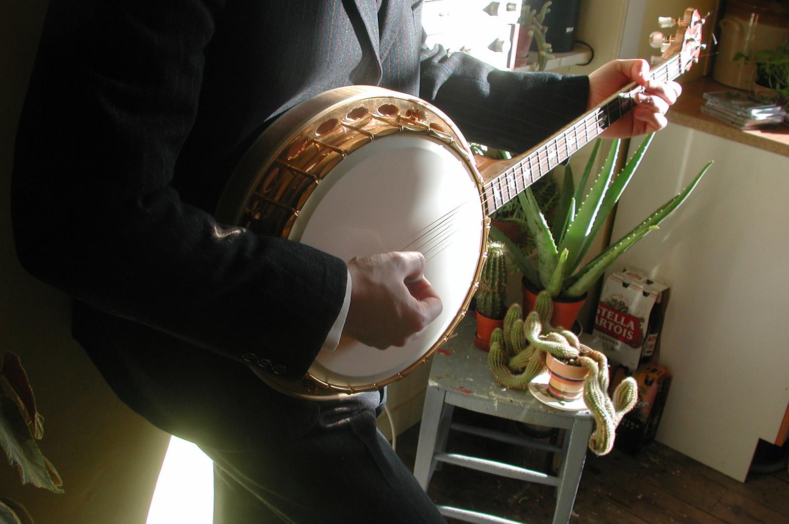 stella banjo
