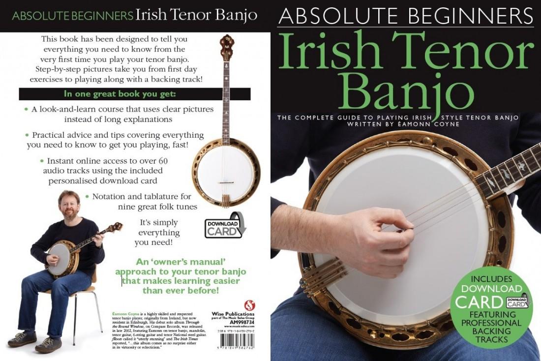 Absolute Beginners Irish Tenor Banjo cover