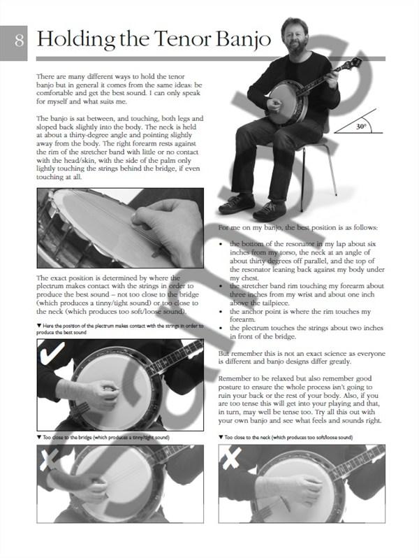 Absolute Beginners Irish Tenor Banjo lb01