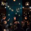 Liag CD label – Dermot Byrne, Éamonn Coyne, John Doyle